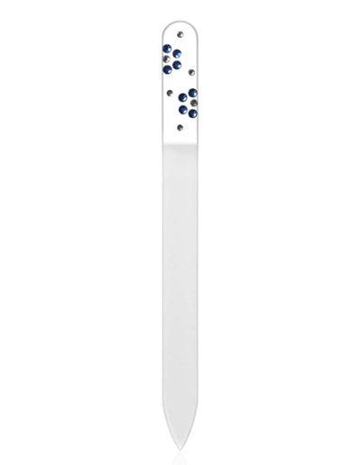 Pilník - čirý se Swarovski kameny SC21