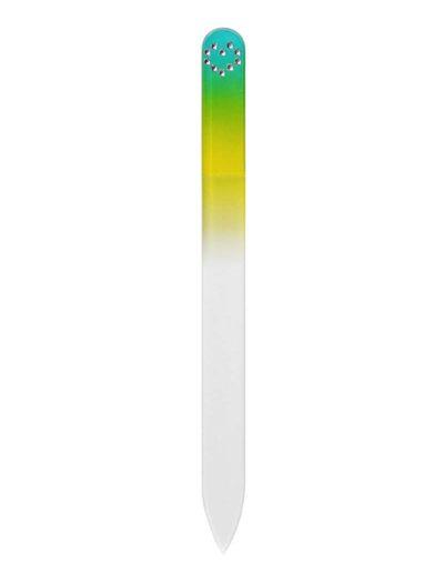 Pilník - barevný se Swarovski kameny CO406_SC5