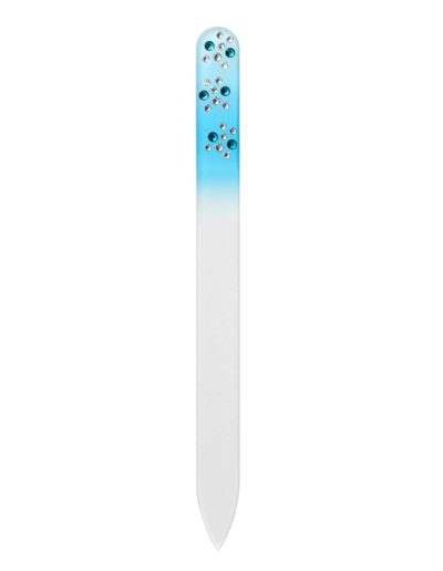 Pilník - barevný se Swarovski kameny CO422_SC19