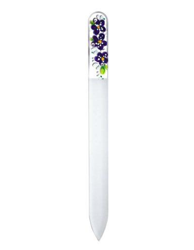 Pilník - ručně malovaný se Swarovski kameny HP147_SC