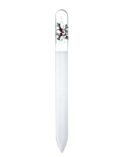 Pilník - ručně malovaný se Swarovski kameny HP169_SC