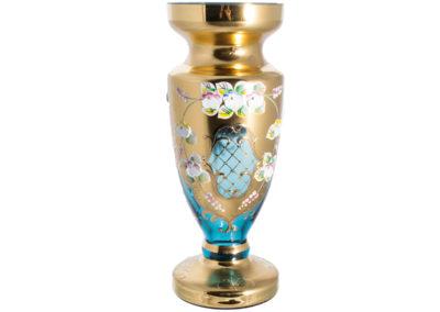 SMALT-VÁZA-8149-25041-210 aquamarine